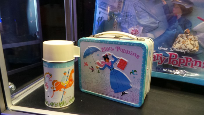 Mary Poppins Vintage Lunchbox