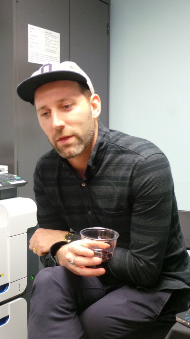 Mat Kearney Interview