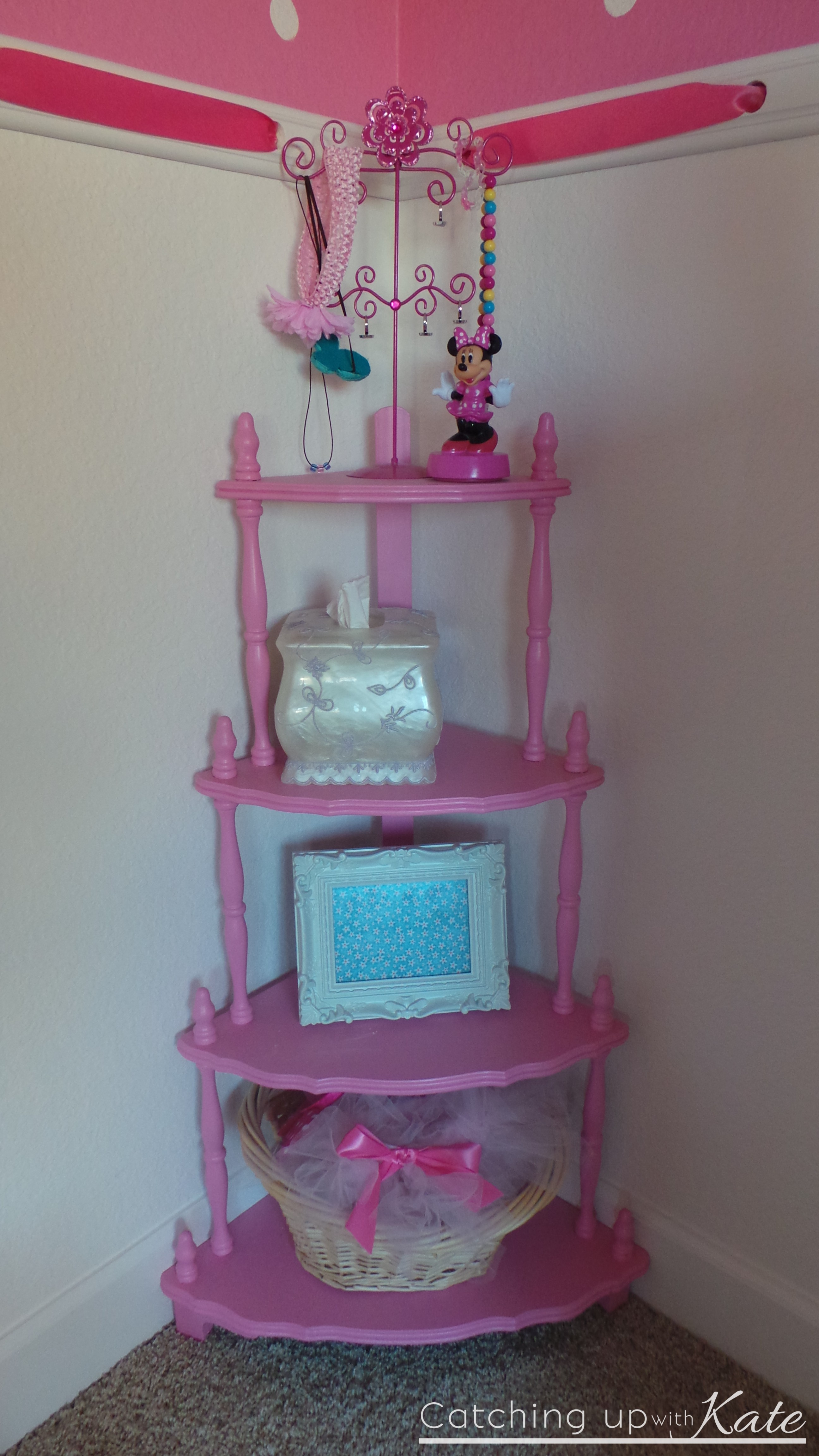 Minnie Mouse Decorations For Bedroom Minnie Mouse Room Diy Decor Highlights Along The Way