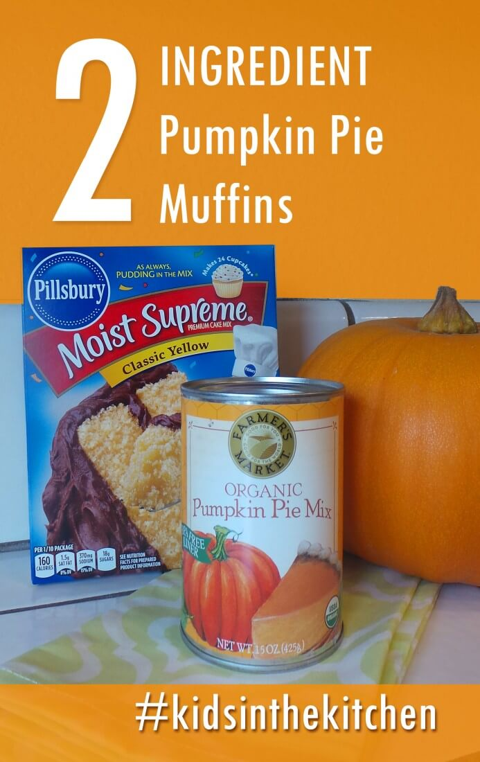Recipe Using Canned Pumpkin And Cake Mix