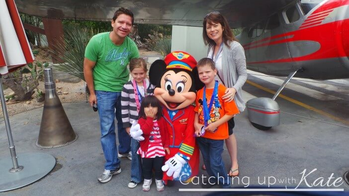 family-with-minnie-mouse
