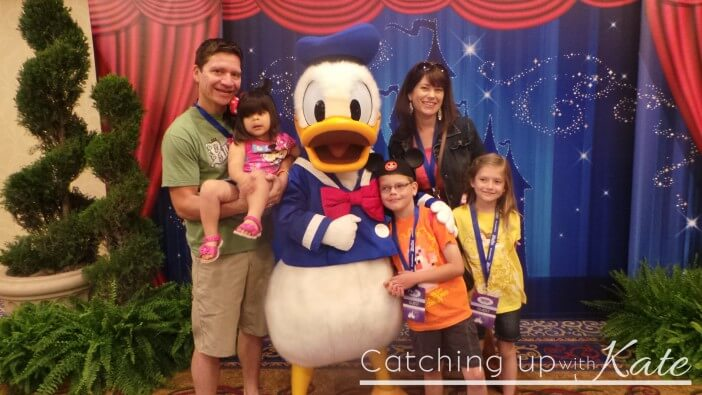 Donald-duck-and-family