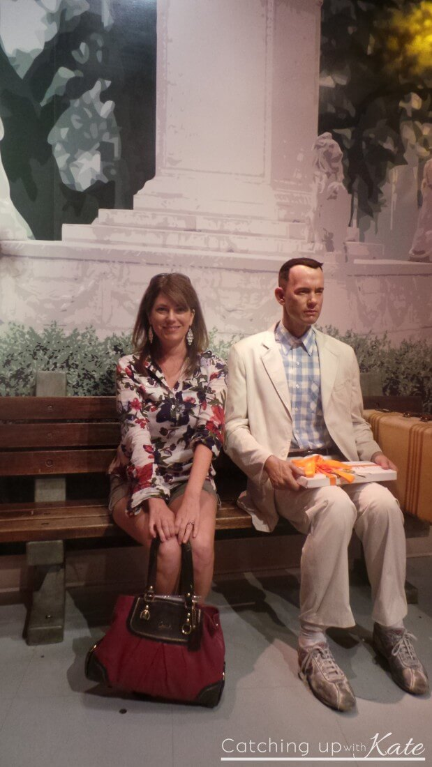 Forest-Gump-Madame-Tussauds