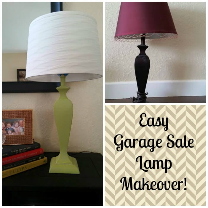 garage-sale-lamp-makeover