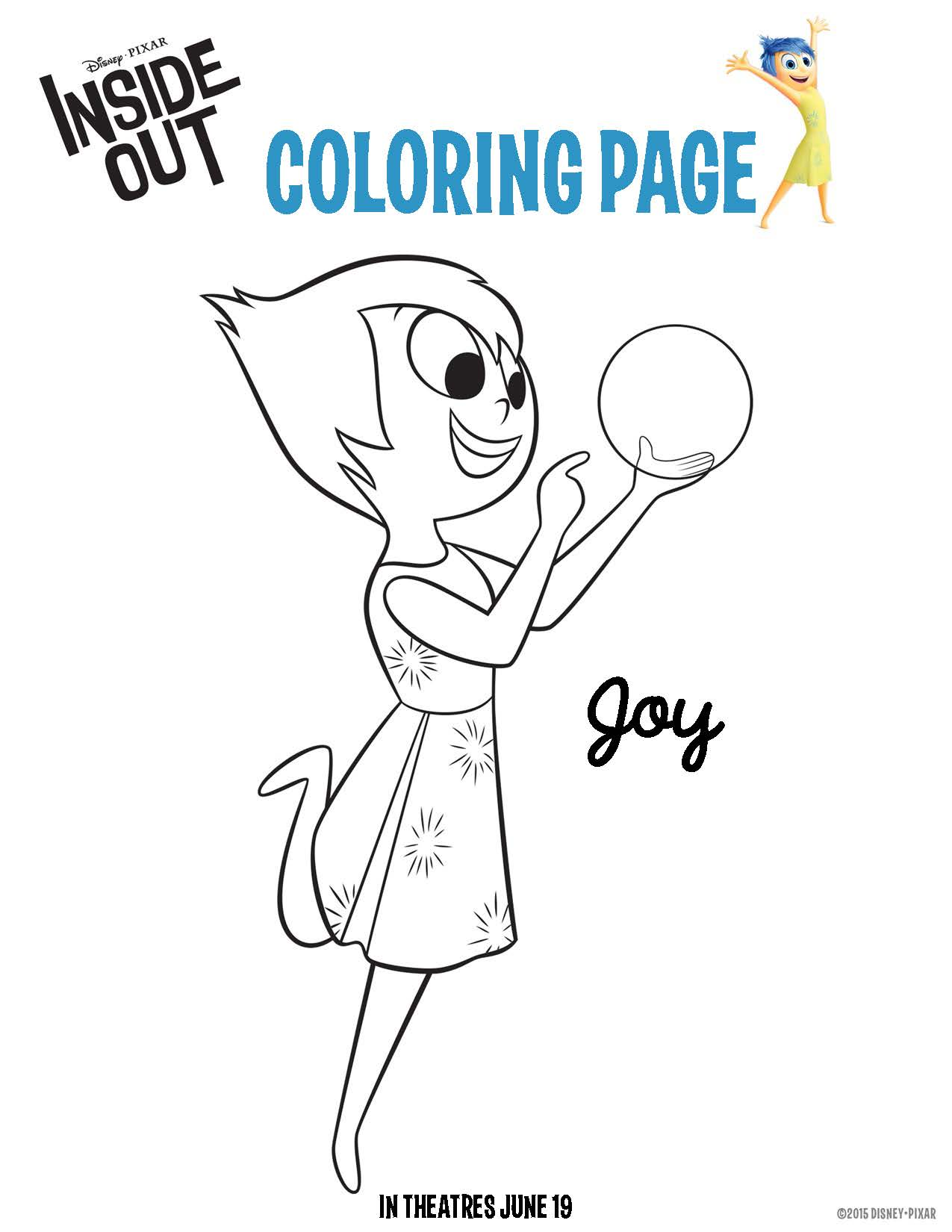 disney pixar inside out free printables highlights along the way